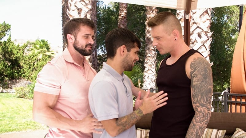 Men for Men Blog Gunner-and-Mathias-Ty-Mitchell-gay-porn-threesome-bareback-fucking-hot-little-hole-NextDoorStudios-006-gay-porn-pics-gallery Gunner and Mathias taking turns bareback fucking Ty Mitchell's hot little hole Next Door World