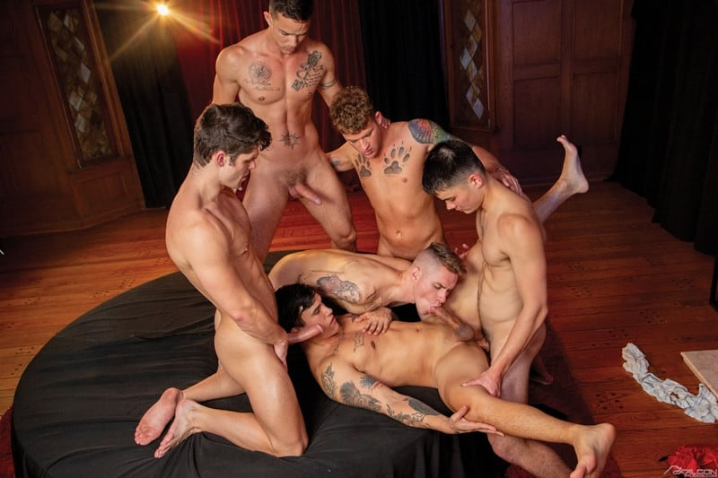 Men for Men Blog Gay-Porn-Pics-008-Devin-Franco-Trevor-Miller-Nic-Sahara-Zak-Bishop-Colton-Reece-Hot-anal-fuck-fest-hardcore-orgy-FalconStudios Hot anal fuck fest Devin Franco, Trevor Miller, Nic Sahara, Zak Bishop and Colton Reece hardcore orgy Falcon Studios