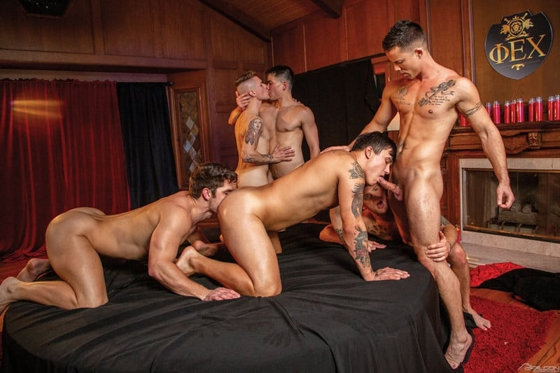 Men for Men Blog Gay-Porn-Pics-013-Devin-Franco-Trevor-Miller-Nic-Sahara-Zak-Bishop-Colton-Reece-Hot-anal-fuck-fest-hardcore-orgy-FalconStudios Hot anal fuck fest Devin Franco, Trevor Miller, Nic Sahara, Zak Bishop and Colton Reece hardcore orgy Falcon Studios