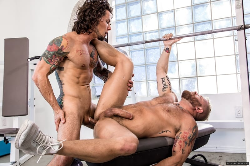 IconMale-Tattooed-young-stud-Archer-Croft-hot-ass-fucked-hard-older-muscle-guy-Riley-Mitchell-huge-cock-011-Gay-Porn-Pics
